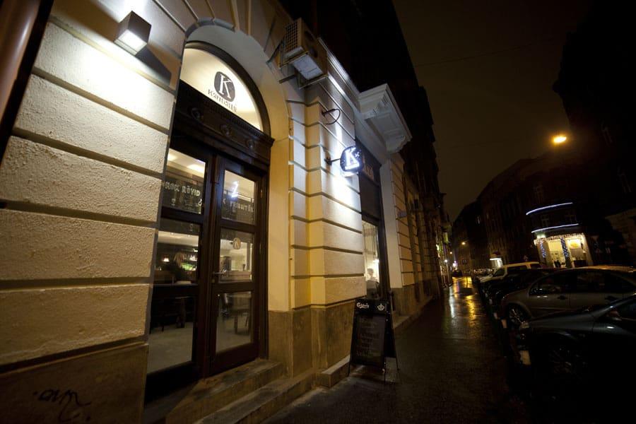 Kandalló Pub