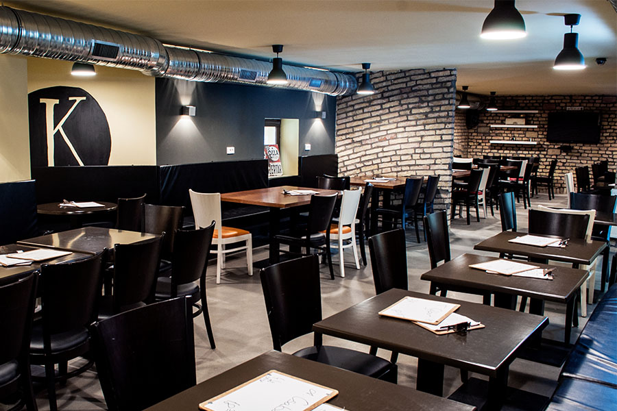 A Kandalló Pub a TOP100 étterem között